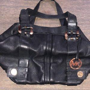 Michael Kors Black Tote Bag